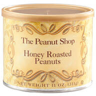 The Peanut Shop® Honey Roasted Peanuts