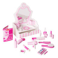 Melissa & Doug® Beauty Salon Play Set