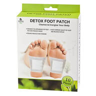 Detox Foot Patches, Set of 10