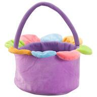 Rainbow Flower Easter Basket