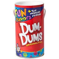 Dum Dums® Candy Bank, 11 oz.