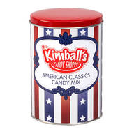 American Classics Candy Tin and Refill