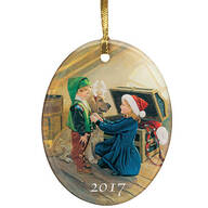 2017 Miles Kimball Cover Ornament