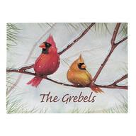 Personalized Snowbirds Doormat