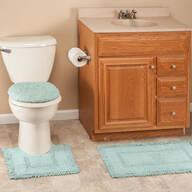 3-Piece 100% Cotton Bath Set