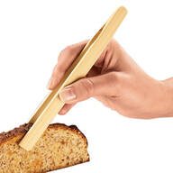 Bamboo Toast Tongs