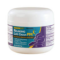 MagniLife® Relaxing Leg Cream PM - 4 Oz.