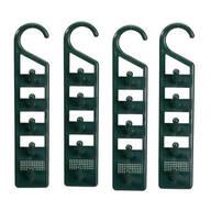 Space Saving Hangers - Set Of 4