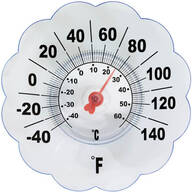 Suction Cup Window Thermometer