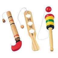 Wooden Toy Set - Set of 3