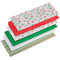 Christmas Tissue Wrap