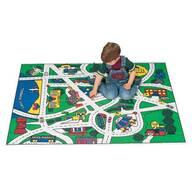 Toy Car Floor Mat