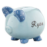 Personalized Kids Piggy Bank