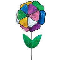 Holographic Flower Spinner