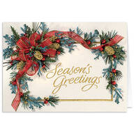Personalized Seasons Greetings Cards