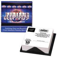 Jeopardy Day Calendar