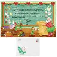 Personalized Santa's Nice List Certificate