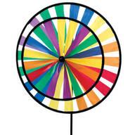 Rainbow Pinwheel Spinner