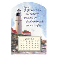 Mini Magnetic Lighthouse Calendar