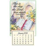 Psalm 118:24 Mini Magnetic Calendar