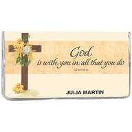 Personalized Cross 2 Year Pocket Planner