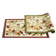 Floral Tapestry Rug