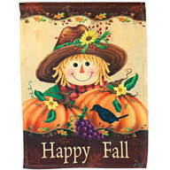 Happy Fall Garden Flag
