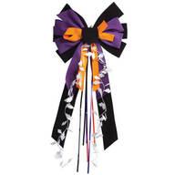 Halloween Velvet Bow