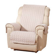 Microfiber Recliner Protector by OakRidge™ Comforts