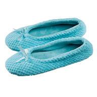 Chenille Ballet Slippers