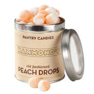Hammond's® Old Fashioned Peach Drops, 10 oz.