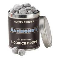 Hammond's® Old Fashioned Licorice Drops Tin - 10 oz.