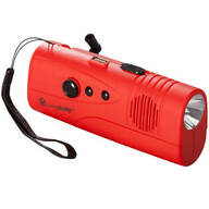 Emergency Radio, Flashlight and Charger by LivingSURE™