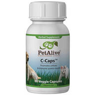 PetAlive® C-Caps™ - 60 Veggie Capsules