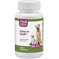 PetAlive® Gumz-n-Teeth™ - 60 Veggie Capsules