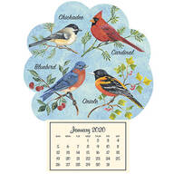 Songbird Mini Magnetic Calendar
