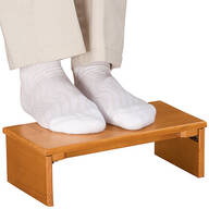 Folding Footrest by OakRidge™ Accents