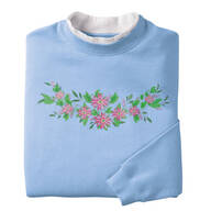 Floral Beauty Sweatshirt