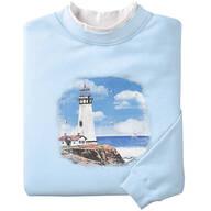 Majestic Lighthouse Sweatshirt