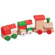 Personalized Children's Christmas Train