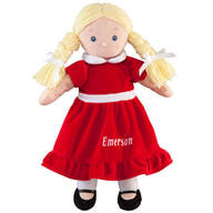 Personalized Birthstone Doll