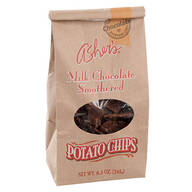 Asher's® Milk Chocolate Covered Potato Chips
