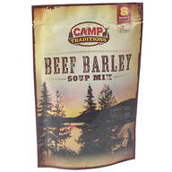 Camp Traditions Beef Barley Soup