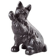 Cast Iron Dog Doorstop