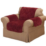 Fine Velvet Chair Protector by OakRidge™
