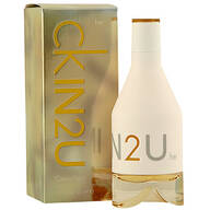 Calvin Klein CKIN2U Women, EDT Spray