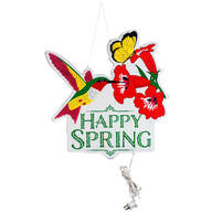 """Happy Spring"" Shimmer Light by Northwoods™"
