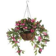 Full Assembled Impatien Hanging Basket by OakRidge™