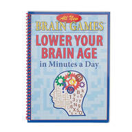 Brain Games® Lower Your Brain Age