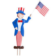Uncle Sam Garden Boy by Maple Lane Creations™